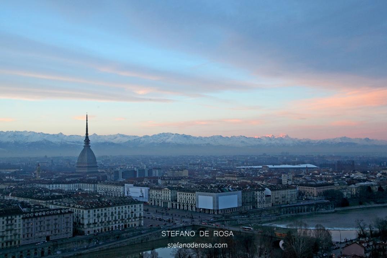 Torino come in un dipinto