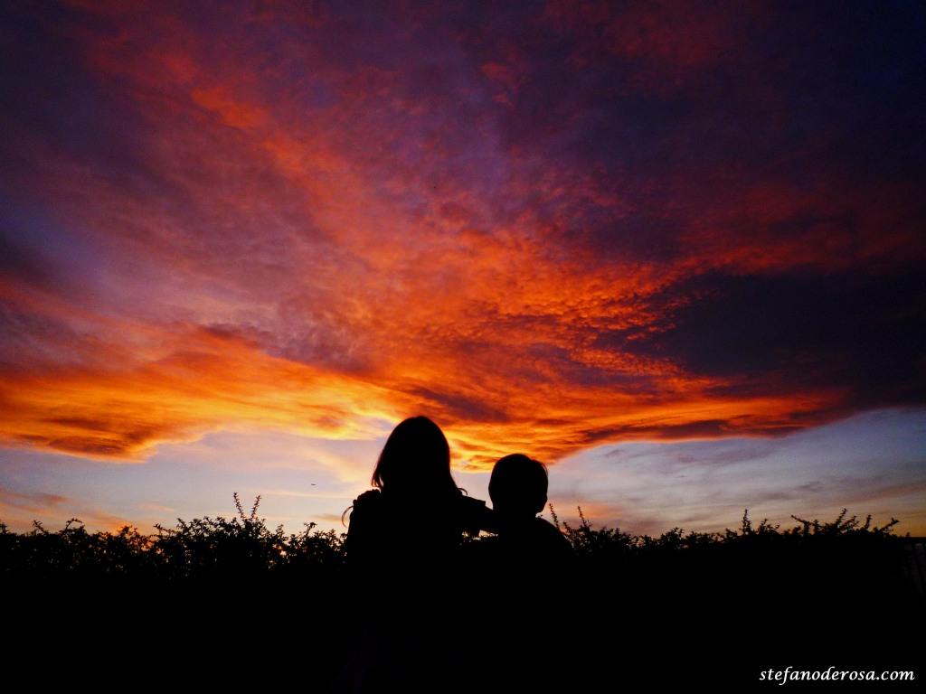 Sunset Turin 7.9.2011_1