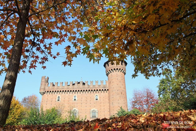 Borgo Medievale d'autunno