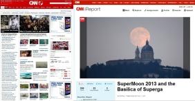 SuperMoon and Basilica-CNN
