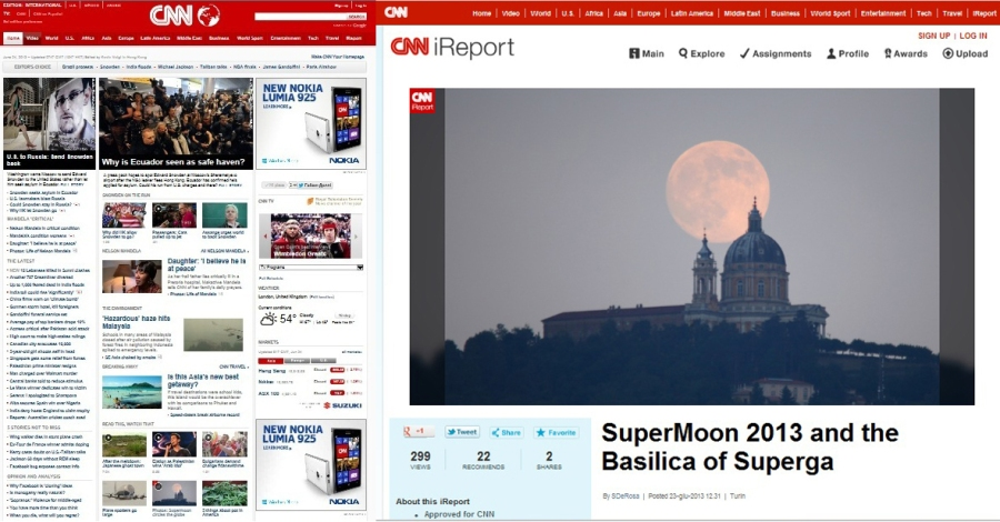 SuperMoon and Basilica-CNN