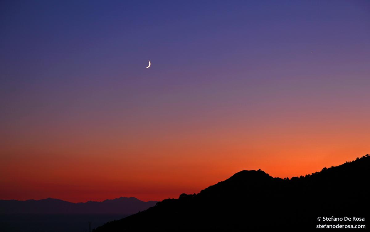 Twilight summer conjunction - Stefano De Rosa