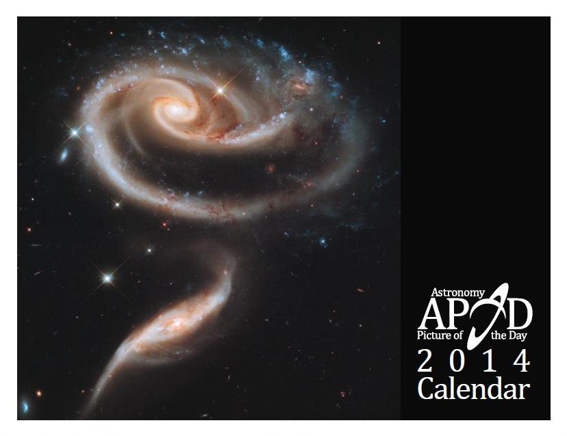 NASA APOD calendar