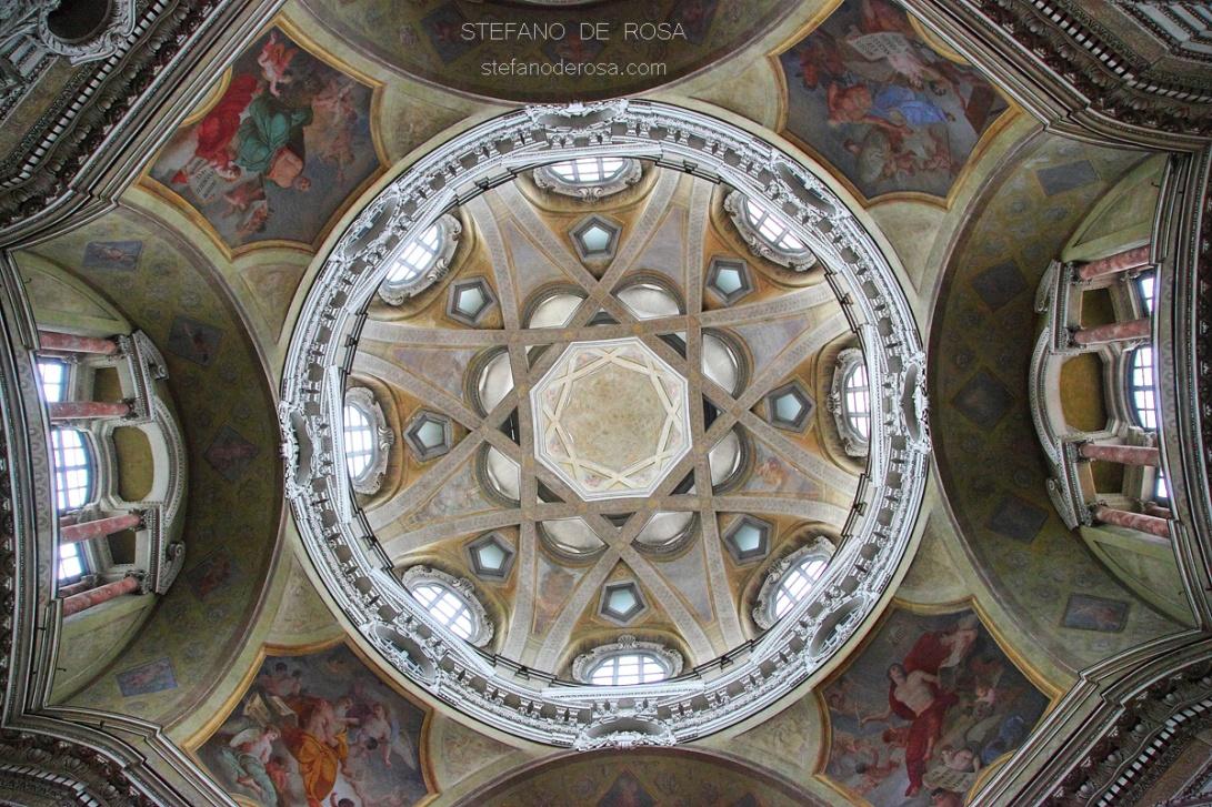 Cupola chiesa di San Lorenzo