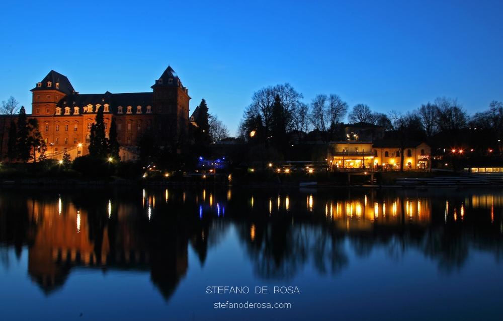 L'ora blu del castello del Valentino