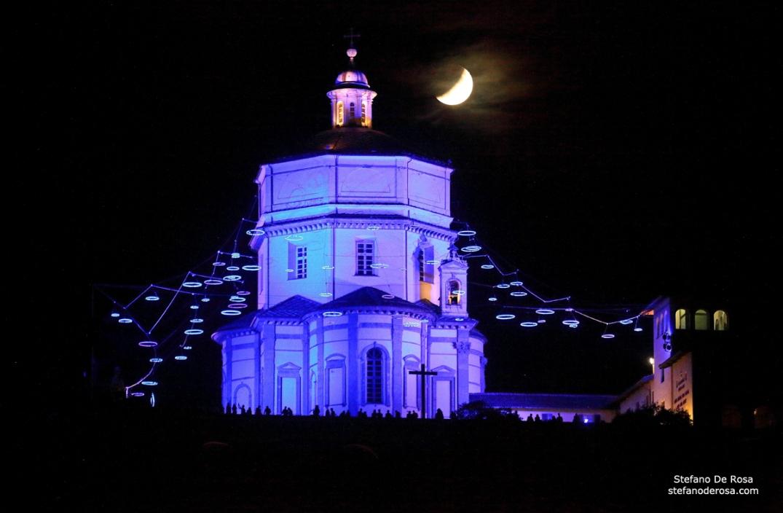 Eclissi di Luna - Cappuccini e Silhouette